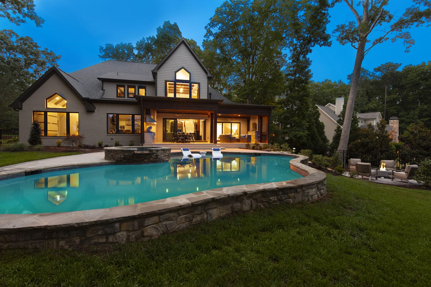 camberly new homes in wake forest